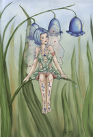 Bluebell Fey by Verbeley