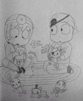 Playing Doctor by Retro-Head