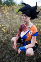 Goku Cosplay - It's Over by Elita-01