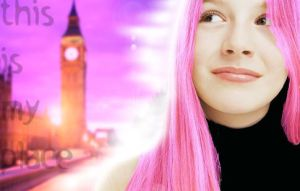 Girl in London by noahz