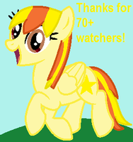Thanks for 70+ watchers! by Nefeloma21