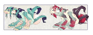 [OPEN+ 1 left SET PRICE] ADOPT AUCTION 83 - Sindra by Piffi-adoptables