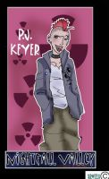 PJ Keyer by TRALLT