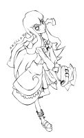 Rina_Lineart Vers. by Azulla-00