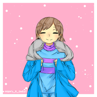 Frisk by MnMs-R-SwEeT