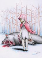 Little Red Riding Hood by Petah55