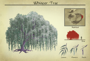 AA: Whisper Tree by number11train