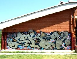 One more chrome freestyle on elementary School by NoksExcusedTeam
