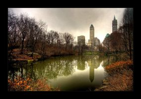 Central Park by tyt2000