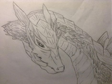 Lord of the seas, The Lagiacrus! by SubZeroFlame