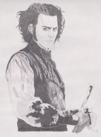 Sweeney Todd by MikeSlattery