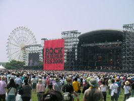 rock in japan fes1 by GRAPEBRAIN