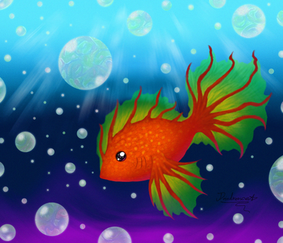 Fish by Drindrence