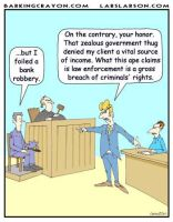 Criminal Rights by Conservatoons