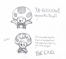 What happened to toad by BlueLink