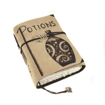 Potions Journal by kreativlink