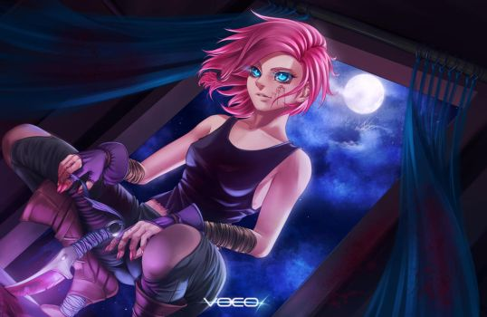 Maeve by vocox
