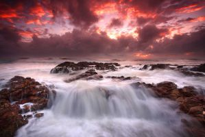 The Boiling Sea by CainPascoe