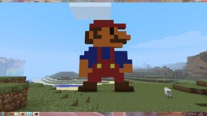 Mario by Ludichat