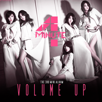 4minute Volume Up by JaeSeongELF