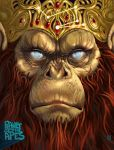 Planet Of The Apes: The Ape King by UrukkiSaki