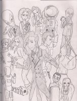 Doctor Who Season 6 by LivingAliveCreator