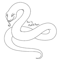 snake baseV2 by pIagued