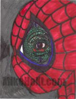 Spiderman vs The Lizard by Hext