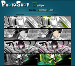 Photoshop Pack by AnIMeMan5912