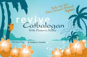 Revive Catbalogan by Emberblue