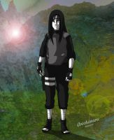 Orochimaru Battle fatigues by SarangheOrochimaru