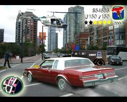 real grand theft auto by osdx