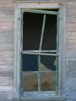 Another Old Window, 2 by FoxStox