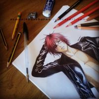 DGM - Lavi - work in progress - ID by NemesiHouseburns