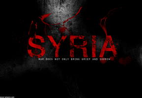 Syria, home to the courage and magnanimity by VenusSapphire