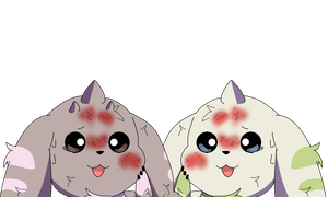 Twins by Cookie-Kit