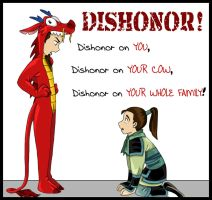 Dishonor by TinyDiaphana