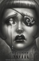 NOIR by Medusa-Dollmaker