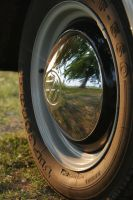 sunset from the wheel cover by fontah2