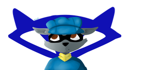 Sly Cooper by Toxiee