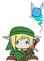 Link by ClandestineLament