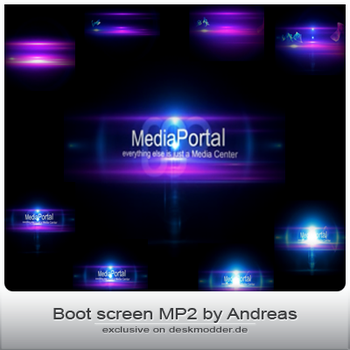 Win 7 Boot screen  by Andreas by deskmodder