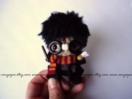 Harry Potter Amigurumi by AnyaZoe