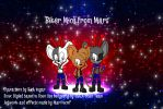 Biker Mice From Mars (Sonic Style) Wallpaper by marvincmf