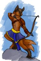 RoLaS - Juna Archer by Realms-Master