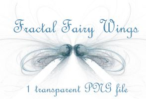 Fractal Fairy Wings by Cat-in-the-Stock