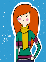 Winter time! by iolanta55