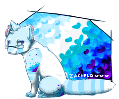 Zachelo by HappyFoxChelsy