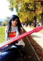 Marceline Cosplay 2 - Lucca2013 by NicoHelen