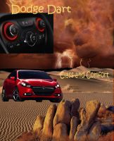 Dodge Dart Class and Comfort by ponygirl74